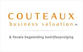 Couteaux Business Valuation & fiscale begeleiding bedrijfsopvolging
